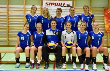 Damen 1 (3.Liga Pro)