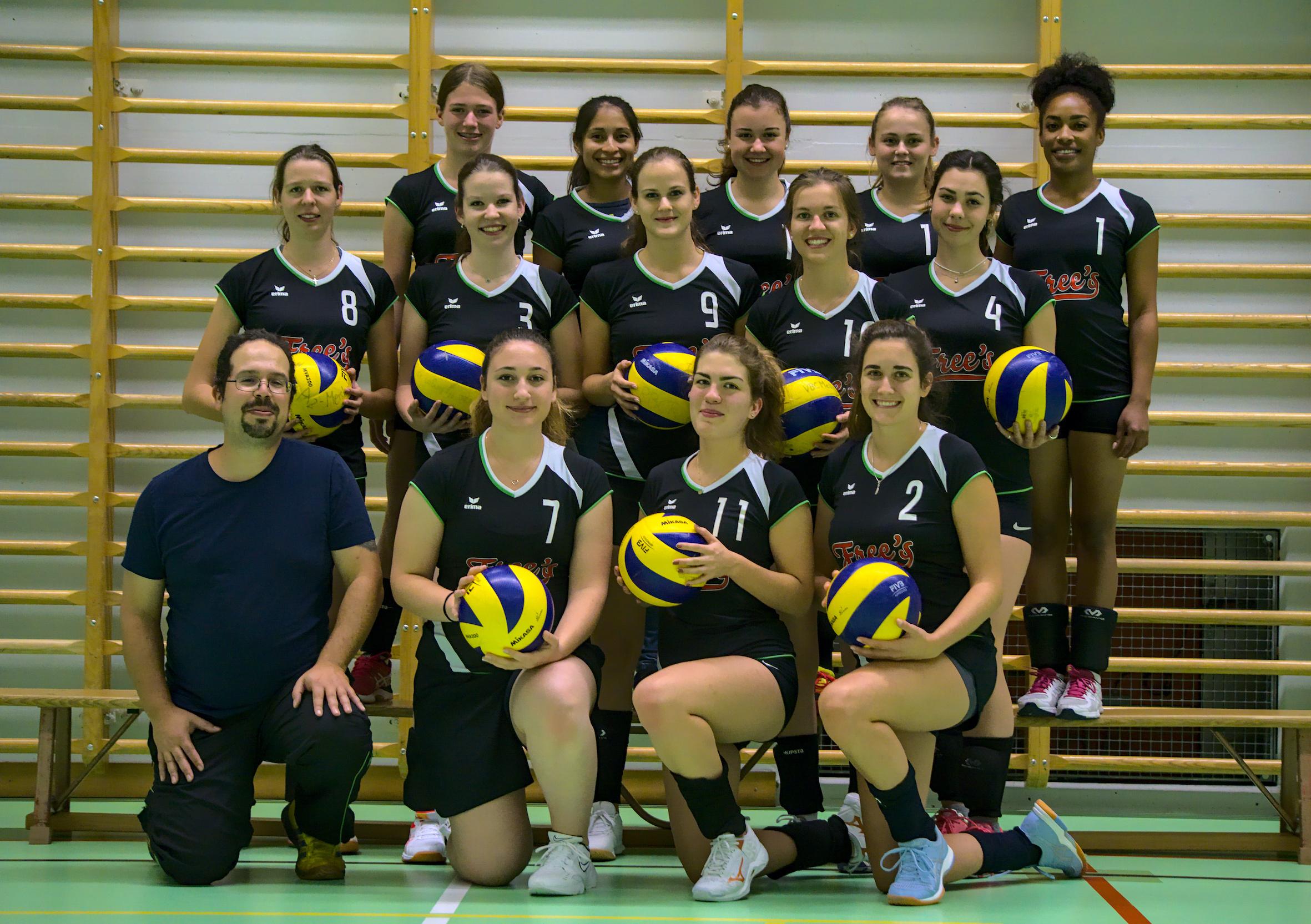 Damen 2 (3.Liga Classic)