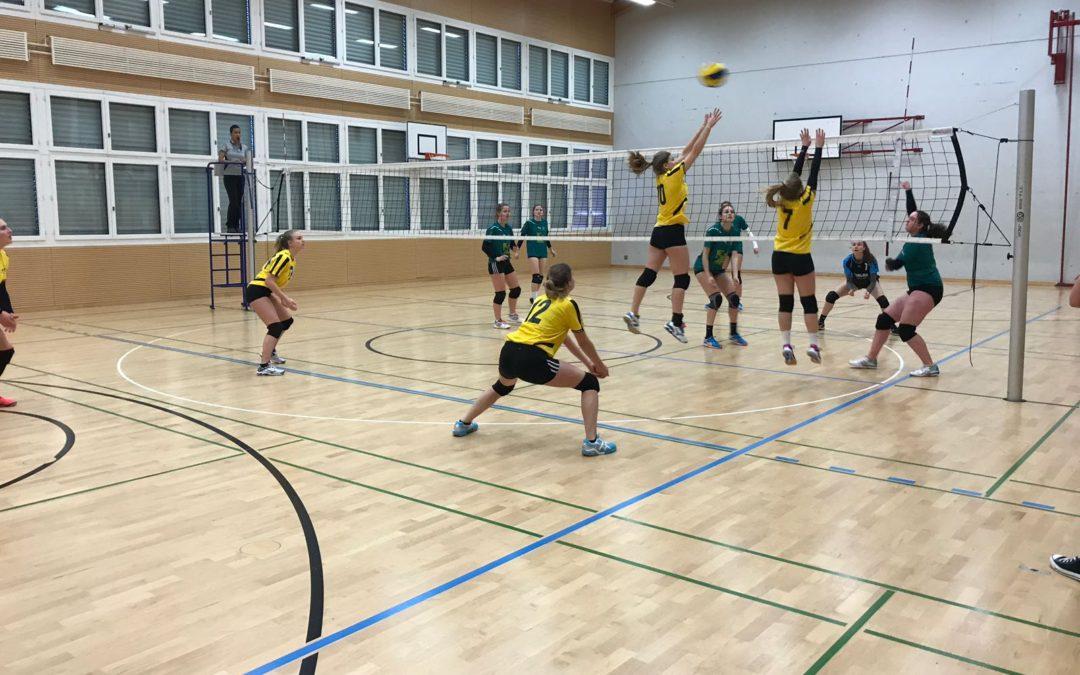 3:1 Niederlage für's Juniorinnen 1