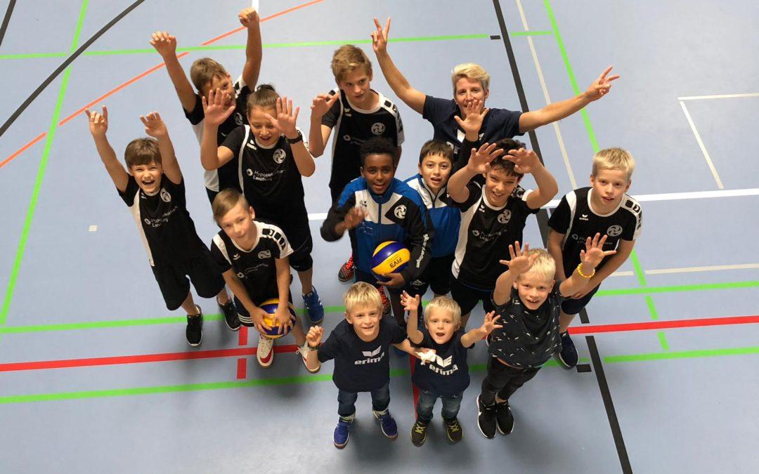 Junioren U15 haben ebenfalls gestartet