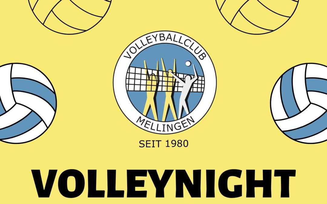 Volleynight 2020 steht an!